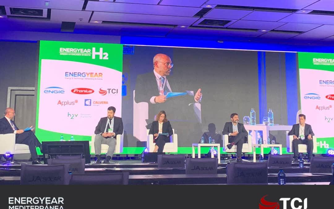 """TCI Gecomp participa como """"Gold Partner"""" en Energyear H2"""
