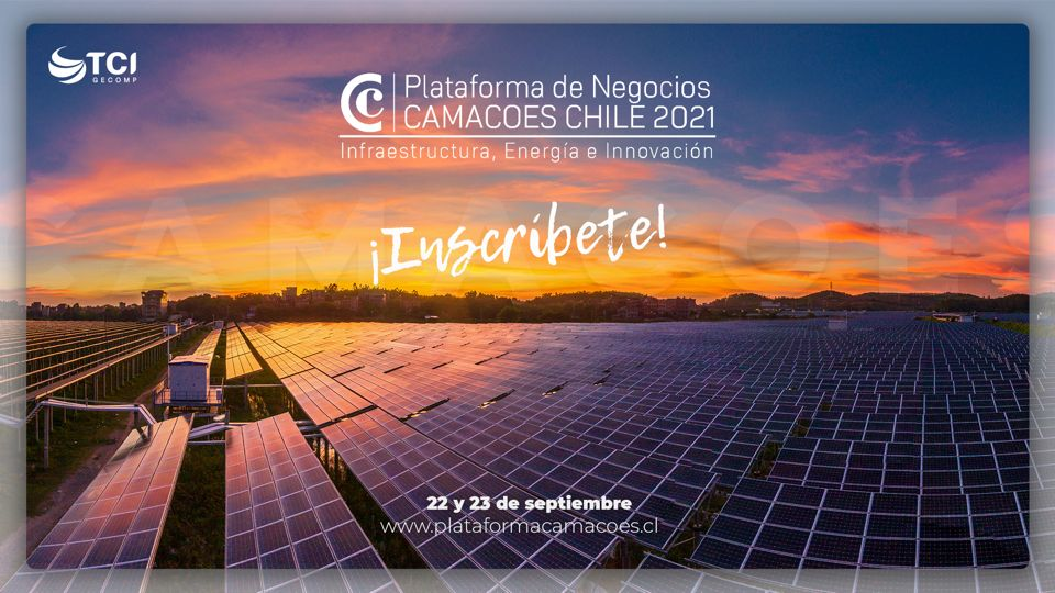 TCI Gecomp, sponsor de la próxima Plataforma de Negocios  CAMACOES Chile 2021